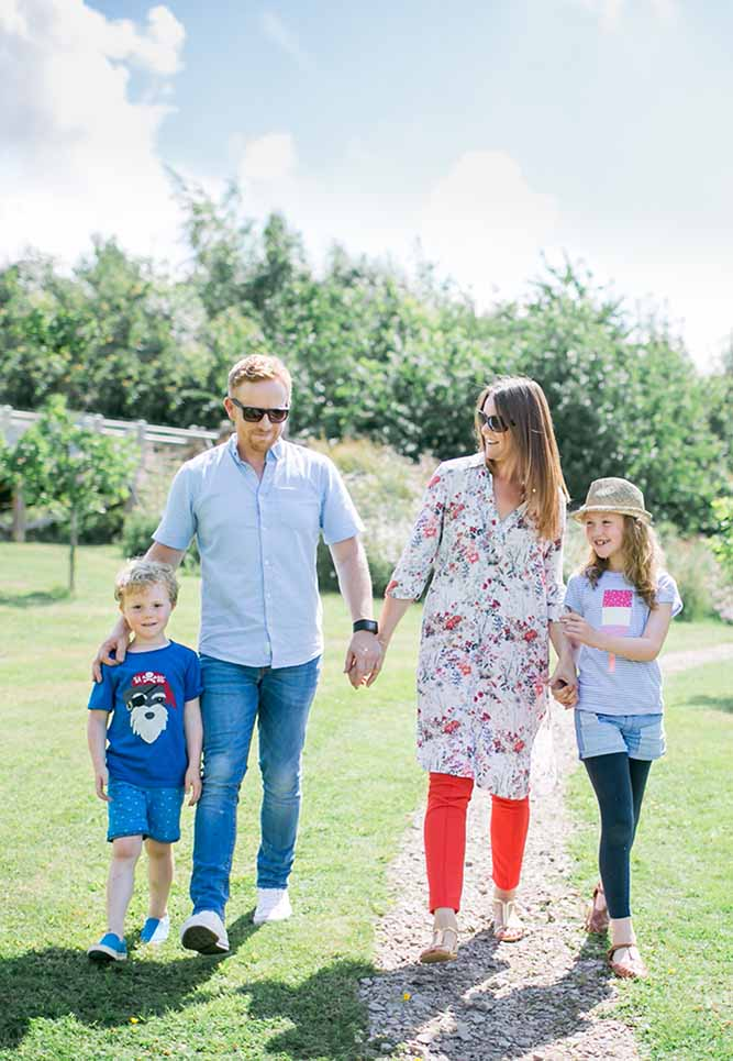 Family Lifestyle Shoot | Surrey Lifestyle Photographer | Philippa Sian Photography