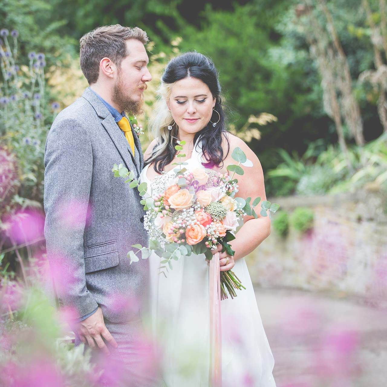 Industrial Wedding Photographer London | Philippa Sian Photography