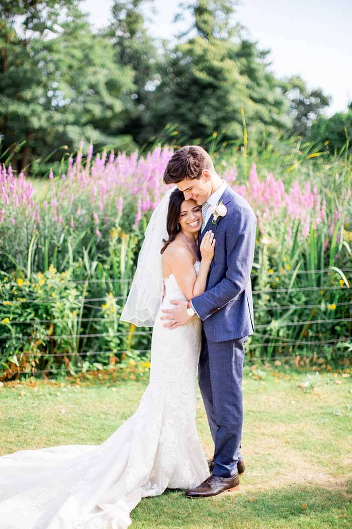 Bride and Groom Portraits | Hertfordshire Wedding Photographer | Philippa Sian Photography