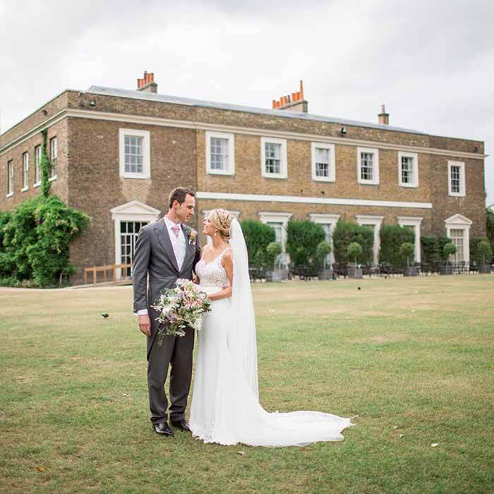 Fulham Palace | Bright Wedding Photographer | Philippa Sian Photography