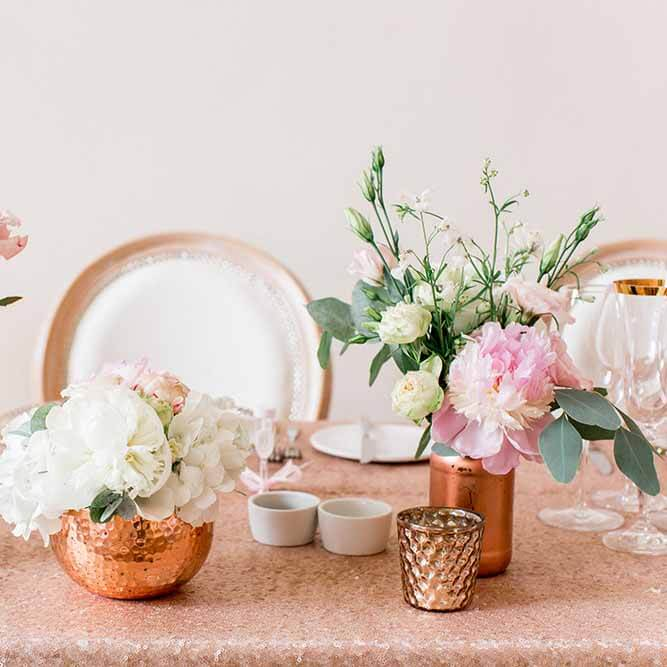 Gilded Linen | Bright Wedding Photographer | Philippa Sian Photography