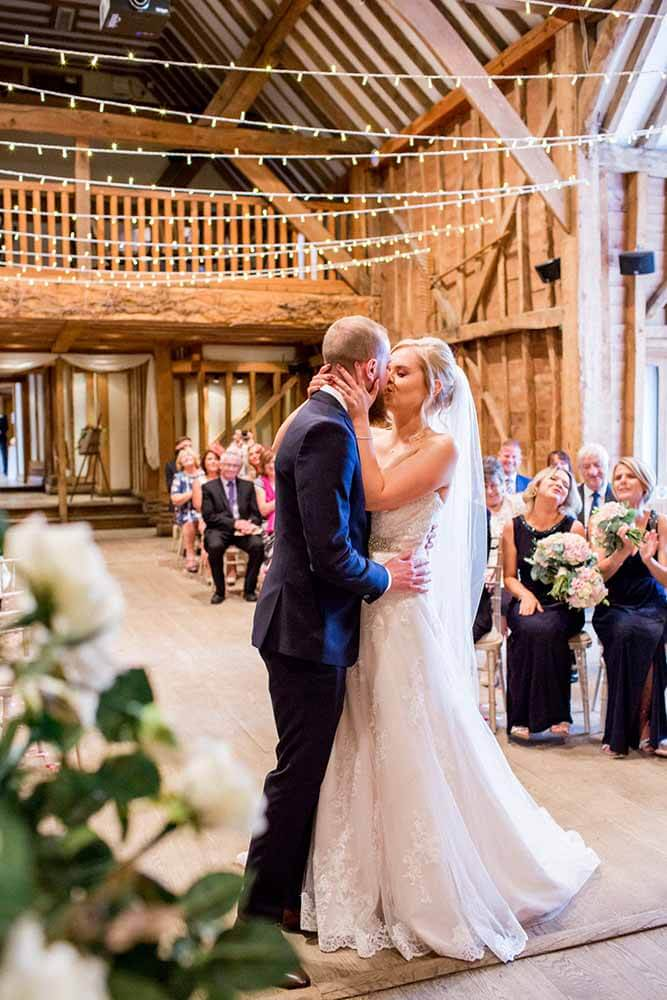Natural Wedding Photography | Wedding Photographer Surrey | Philippa Sian Photography