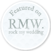 Featured on Rock My Wedding | Philippa Sian Photography