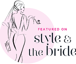 Featured on Style & The Bride | Surrey Wedding Photographer | Philippa Sian Photography