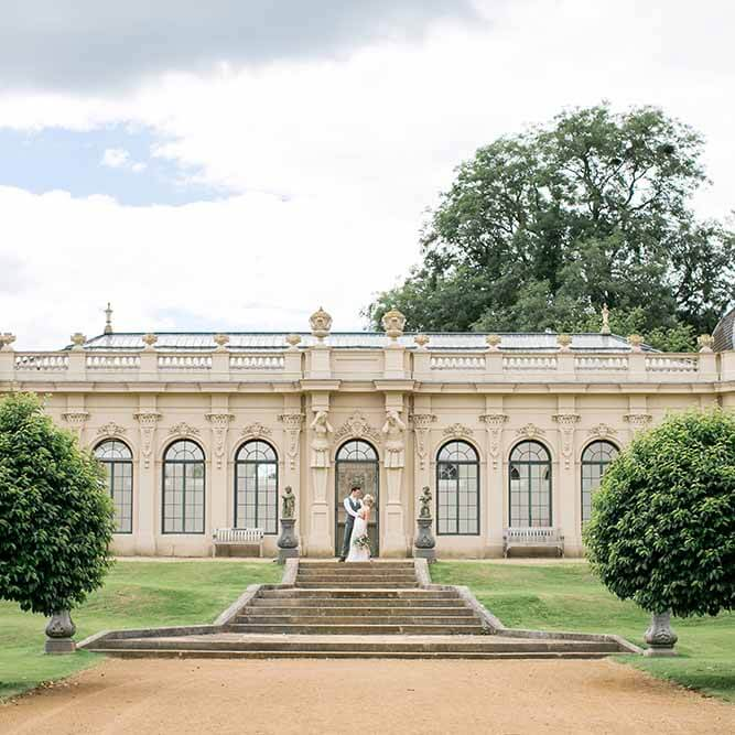 Wrest Park | Bright Wedding Photographer | Philippa Sian Photography