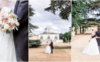 Jess & Charlie | Chiswick House and Gardens Wedding | Preview