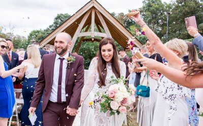 Amy & Lee | Wedding Day Preview | Tudor Barn Buckinghamshire Wedding