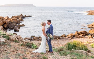 Claire & David | Isabella Beach Club Menorca | Wedding Preview