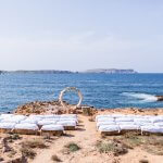 Destination Wedding Photographer Menorca Ceremony By The Sea