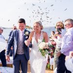 Destination Wedding Photographer Menorca Wedding Confetti