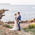 Destination Wedding Photographer Menorca Wedding Beach