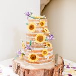 Farnham Castle Wedding Autumn Ultra Violet