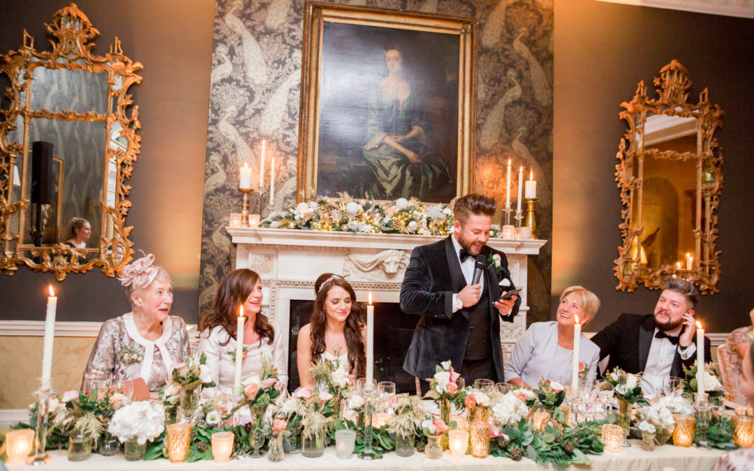 Christmas Wedding in London with Amie Bone Flowers, 30 Pavilion Road