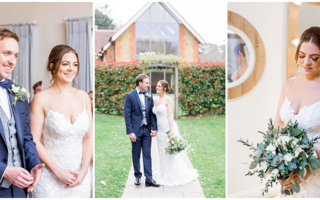 Millbridge Court Easter Wedding