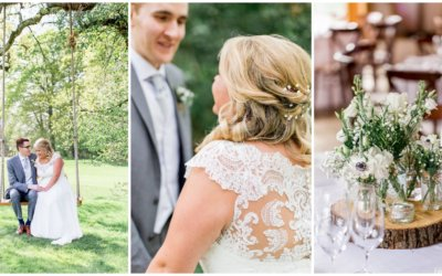 Brookfield Barn Spring Wedding