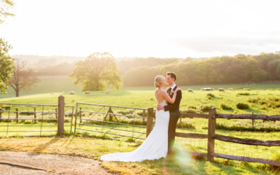 Gaynes Park | Fine Art Wedding | Martina Liana Dress