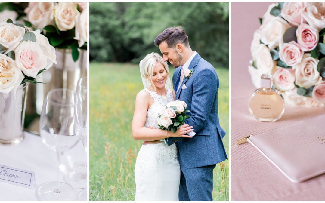 Luxury Roses Summer Wedding