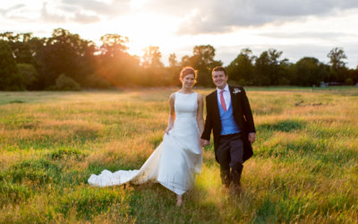 Sherbourne Park Marquee Wedding | Warwickshire
