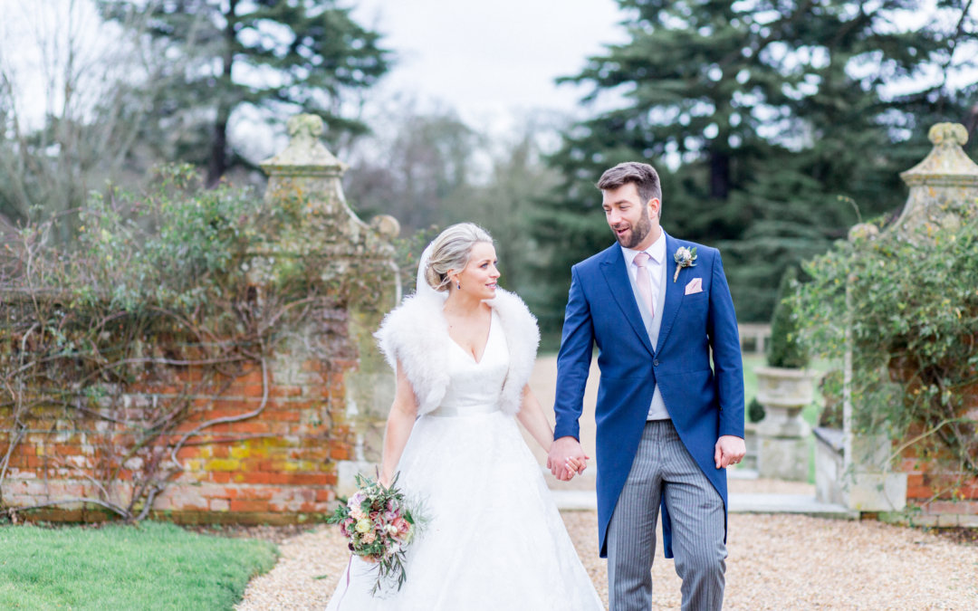 North Mymms Park Christmas Wedding
